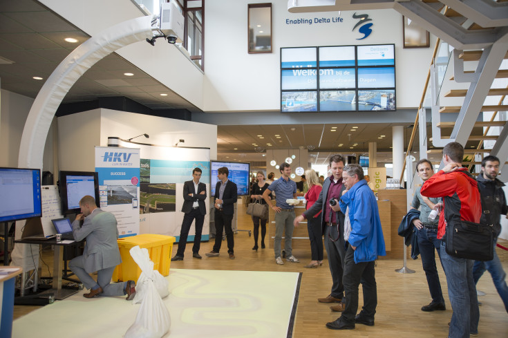 Deltares hal, Software days