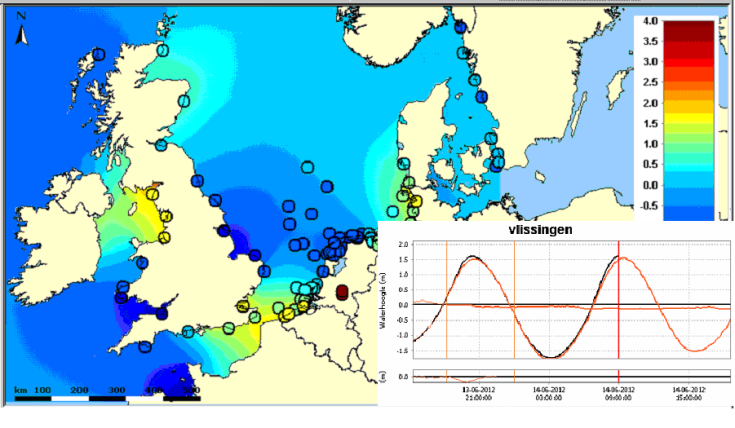New Flood Forecasting System for Dutch Coast