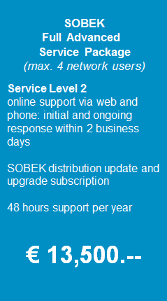 SOBEK Full Advanced Service Package-239x430