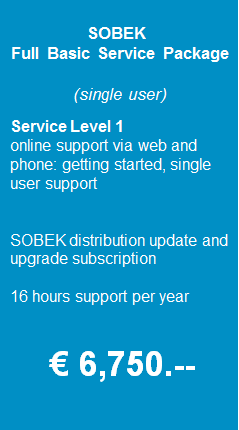 SOBEK Full Basic Service Package-239x430