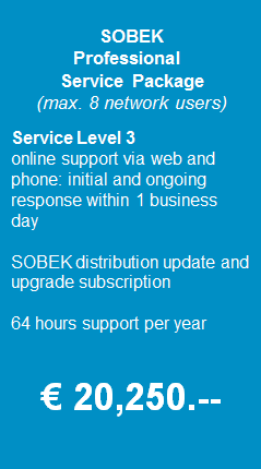 SOBEK Professional Service Package-239x430