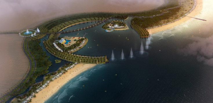 beach design and land reclamations deltares